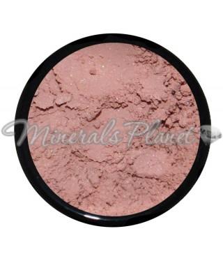 Минеральные глоу румяна Desert sand - The all natural face фото, свотчи