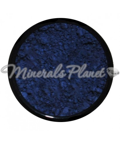 Минеральная подводка-тени Pitch black - Heavenly minerals, фото, свотчи