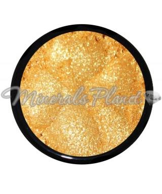 Минеральные тени 24Karat gold - sweetscents фото, свотчи