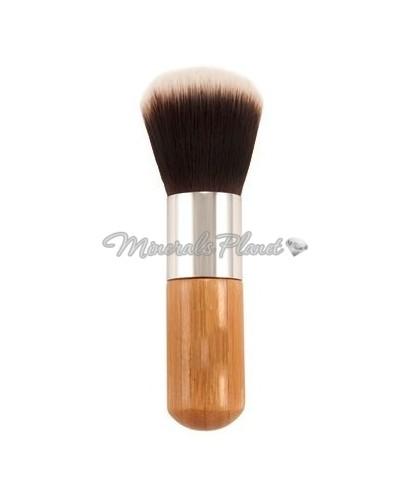 Кисть 8.1 Кабуки с ручкой Buffer Kabuki для минеральной пудры