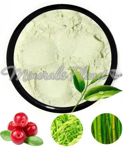 Пудра с зеленым чаем Green Tea Rejuvenation (для жирной и норм. кожи). Праймер/ночной уход/вуаль.