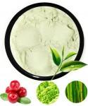 Пудра с зеленым чаем Green Tea Rejuvenation (для жирной и нормальной кожи). Праймер/ночной уход/вуаль.