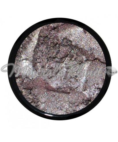 Минеральные тени, пигмент Taupe - Monave фото, свотчи, макияж