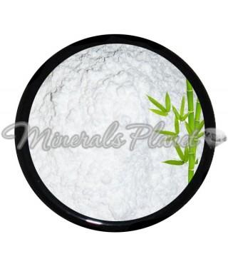 Минеральная пудра бамбука Bamboo powder - фото, свотчи