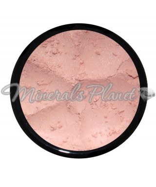 Минеральные глоу румяна Champagne rose - the all natural face Фото, свотчи