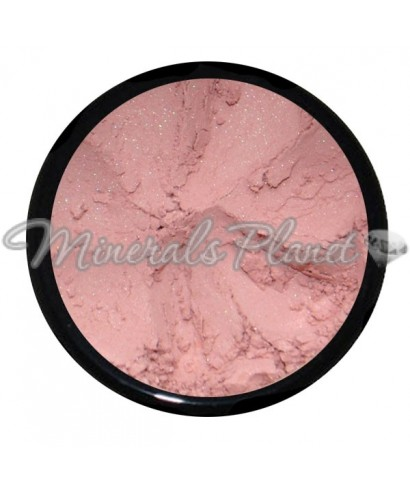 Минеральные глоу румяна Cherry blossom - the all natural face фото, свотчи