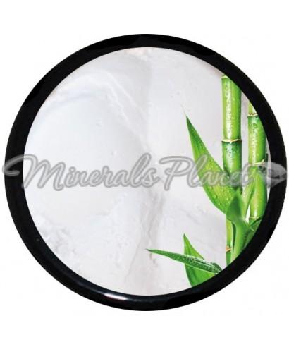 Минеральная пудра бамбука Bamboo powder sweetscents - фото, свотчи
