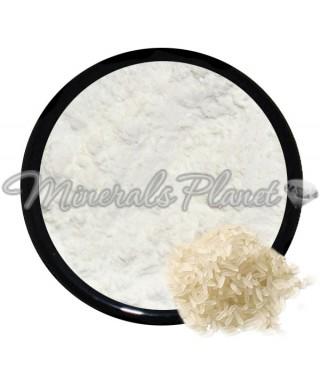 Натуральная рисовая пудра Rice powder - фото, свотчи