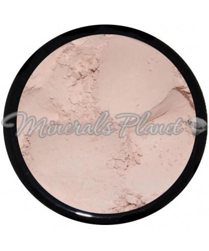 Минеральная пудра Linen southern magnolia minerals - Фото, свотчи