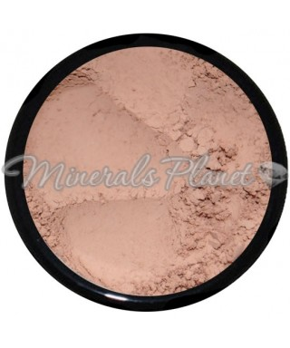 Минеральная пудра Matte medium tan neutral face value - фото, свотчи