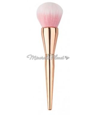 Кисть Big gold pink для пудры