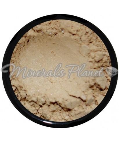 Минеральная основа Lucy minerals Medium olive  фото, свотчи