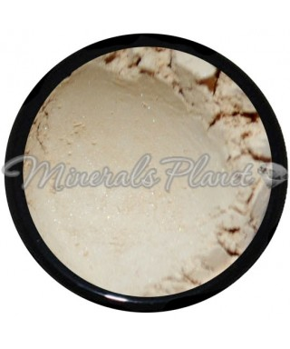 Минеральная основа Pale olive - lucy minerals, фото, свотчи