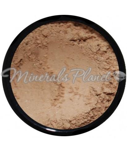Минеральная основа Soft beige lucy minerals - Фото, свотчи