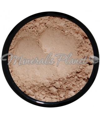 Минеральная основа Shell beige - lucy minerals, фото, свотчи