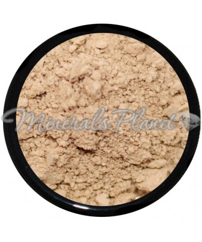 Минеральная пудра Tan neutral heavenly mineral makeup - Фото, свотчи