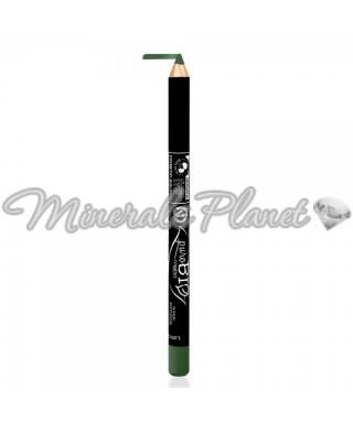Карандаш для глаз бутылочный зеленый 06 Purobio