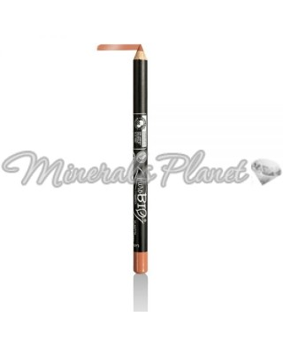 Карандаш для губ светло персиковый 35 Purobio