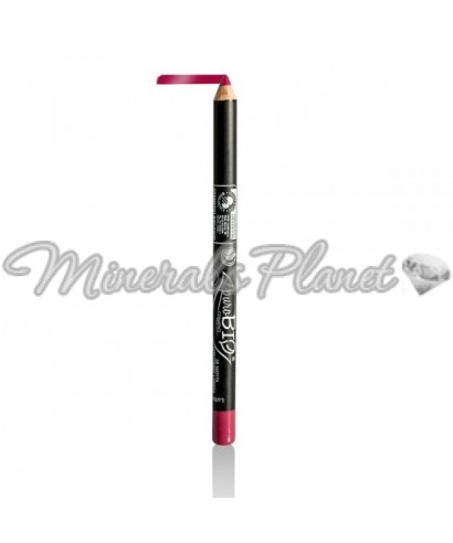 Карандаш для губ розовый клубника 38 Purobio