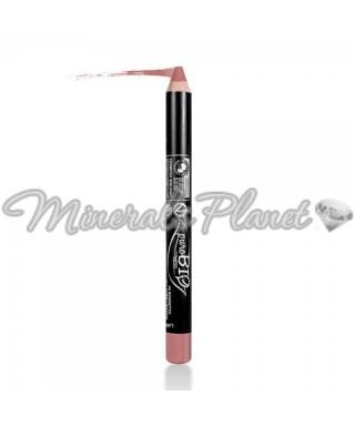 Помада-карандаш розово-лиловый 24