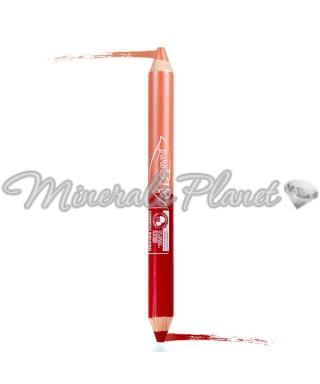 Двойной карандаш-помада Розовая ночь