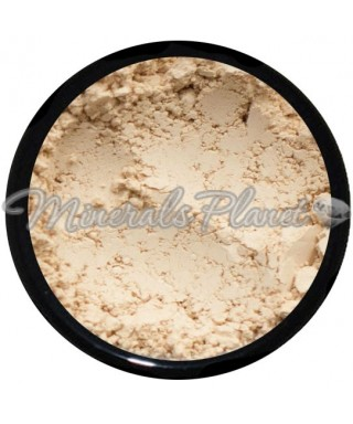 Минеральная основа Medium beige warm - the all natural face