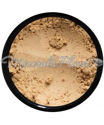 Medium beige warmest минеральная основа The all natural face