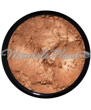 Бронзер-глоу  Rio Brazilian Bronzer - Southern magnolia minerals свотчи