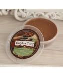 Какао-масло темное нерафинированное