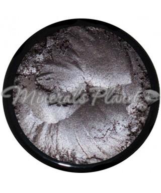 Минеральные тени, пигмент Taupe shimmer от Sweetscents фото, свотчи