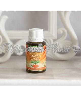 Нерафинированное масло семян моркови 25мл