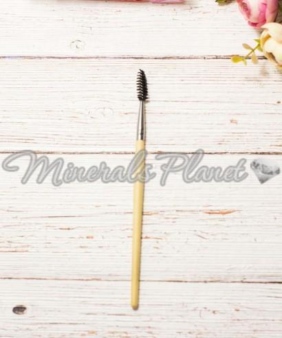 Кисть 5.3 Bamboo comb щетка для бровей и ресниц