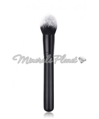 Кисть Bronzer and blush powder brush для румян, бронзера
