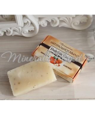 Натуральное мыло ручной работы Миндаль
