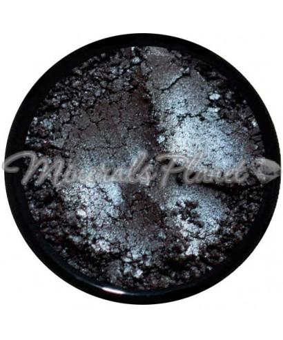 Минеральные тени, пигмент Grey sweetscents, фото и свотчи