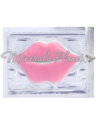 Коллагеновая маска-патч для губ, розовая 7 г