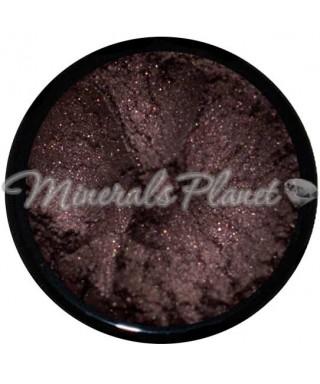 Минеральные тени, пигмент Mink - Monave, фото, свотчи