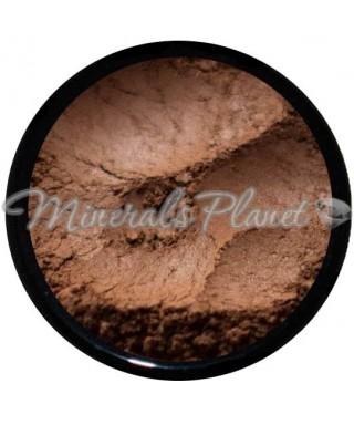 Минеральные тени Cocoa Matte - heavenly minerals, фото, свотчи
