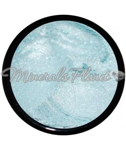 Минеральные тени Artic blue - Sweetscents фото, свотчи