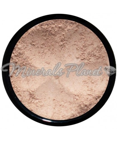 Минеральные тени Hot chocolate lucy minerals  - фото, свотчи