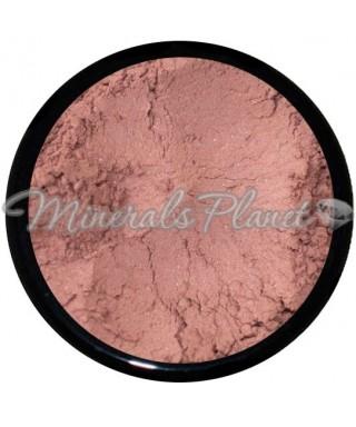 Минеральные тени Rosewood shimmer - Face value cosmetics, фото, свотчи