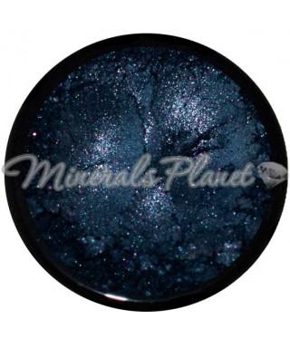 Минеральные тени London blue - Monave , фото, свотчи