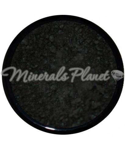 Минеральные тени Teal Dark - Monave , фото, свотчи