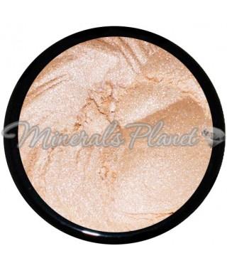 Минеральные тени Bashful - фото, свотчи