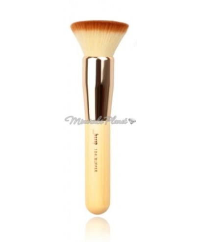 Кисть Bamboo lux 104 Buffer для минеральной пудры, основы