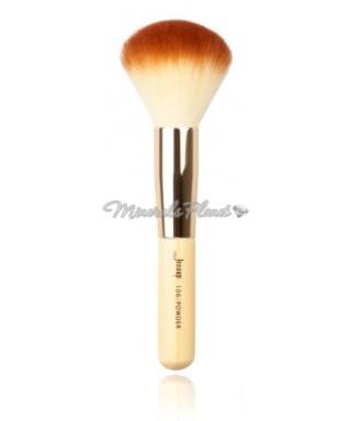 Кисть Bamboo lux 106 Powder для минеральной вуали и основы