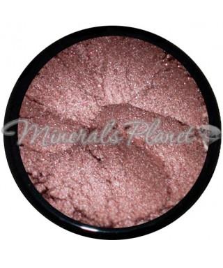 Минеральные тени Raisin - lucy minerals фото, свотчи