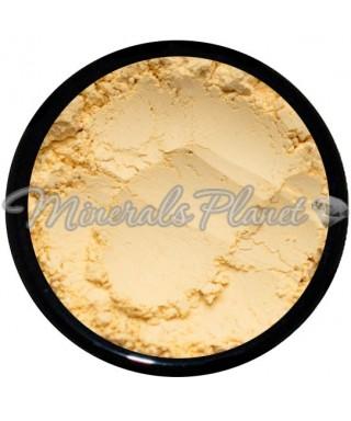 Корректор желтый Yellow - Heavenly minerals фото, свотчи