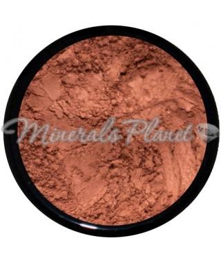 Минеральный бронзер Healthy - Lucy minerals фото, свотчи