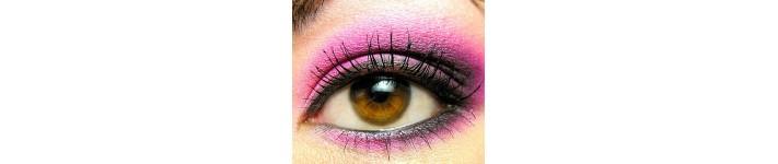 Фиолетовые, розовые, красные